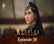 To Subscribe to YouTube Channel of Kurulus Osman Urdu by atv: https://bit.ly/2PXdPDh<br/>#kurulusosman #كورولوس_عثمان<br/><br/>The people of Anatolia was forced to live under the circumstances of the danger caused by the presence of Byzantine empire while suffering from Mongolian invasion. Kayı tribe is a frontiersman that remains its' presence at Söğüt. Because of where the tribe is located to face the Byzantine danger, they are in a continuous state of red alert. Giving the conditions and the sickness of Ertuğrul Ghazi, there occured a power vacuum. The power struggle caused by this war of principality is between Osman who is heroic and brave is the youngest child of Ertuğrul Ghazi and the uncle of Osman; Dündar and Gündüz who is good at statesmanship. Dündar, is the most succesfull man in the field of politics after his elder brother Ertuğrul Ghazi. After his brother's sickness emerged, his hunger towards power has increased. Dündar is born ready to defeat whomever is against him on this path to power. Aygül, on the other hand, is responsible for the women administration that lives in the Kayi tribe, and ever since they were a child she is in love with Osman and wishes to marry him. The brave and beautiful Bala Hanım who is the daughter of Şeyh Edebali, is after some truths to protect her people. For they both prioritize their people's future, Bala Hanım's and Osman's path has crossed. They fall in love at first sight. Although, betrayals and plots causes major obstacles for their love. Osman will fight internally and externally, both for the sake of Kayı tribe's future and for to rejoin with Bala Hanım by overcoming the obstacles they faced.<br/><br/>Our YouTube Channels in English: <br/>I Love Turkish Series: https://bit.ly/2Wg3PFN<br/>Becoming a Lady - Gönülçelen: https://bit.ly/3kK5EoA<br/>Foster Mother: https://bit.ly/2OwF1EV<br/>Nazlı: https://bit.ly/33X9jJB