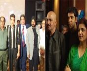 This video features the music launch event of the Hindi film 'Karobaar' starring Anil Kapoor, Juhi Chawla and Rishi Kapoor. Directed by Rakesh Roshan, the filming began in 1992 but due to certain production problems, the film was finally released in 2000. Rakesh Roshan had invited his son Hrithik Roshan and Sussanne Khan for the music launch.