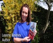 Leanne Reveley is a children's entertainer and wrote a book, Tommy's Unstoppable Gran, during lock-down.
