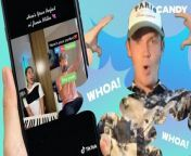 If you're a regular on TikTok, then you've probably heard Jamie Miller's \